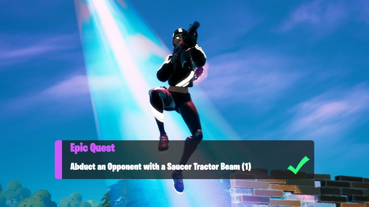 Download Abduct an Opponent with a Saucer Tractor Beam (1) - Fortnite Week 4 Epic Quest