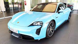 Porsche Taycan | Como es Vivir con un Coche Electrico de 200.000$?