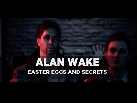Alan Wake - Easter Eggs And Secrets