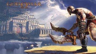 Игрофильм Бог войны 1/God of war/2005/ps2-ps3. Полностью на русском языке.