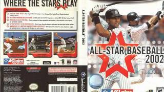 All Star Baseball 2002 Menu Music