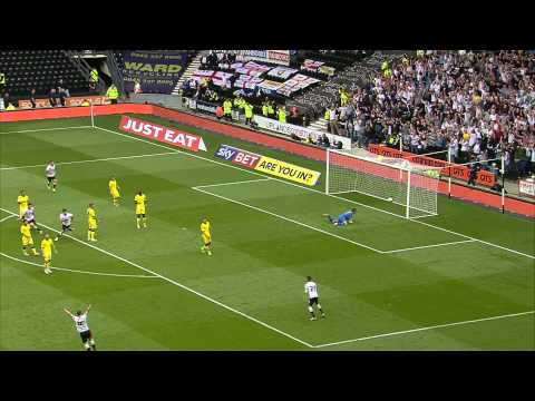 Match Highlights | Derby County 1-2 Leeds United