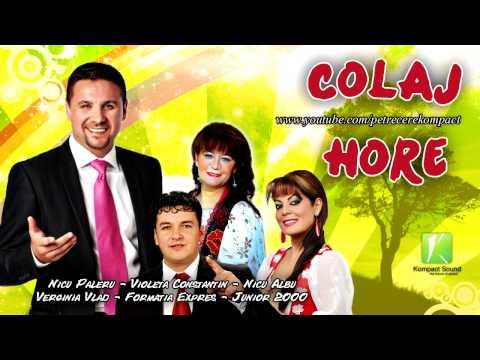 Colaj Hore - Muzica de Petrecere (46 minute)