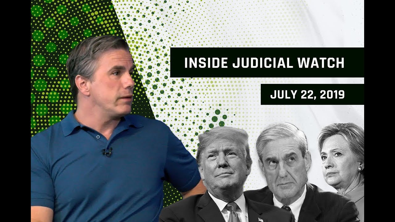 Judicial Watch Fitton: Mueller Didn't Investigate Russian Info Used for Anti-Trump Dossier--'Probe w