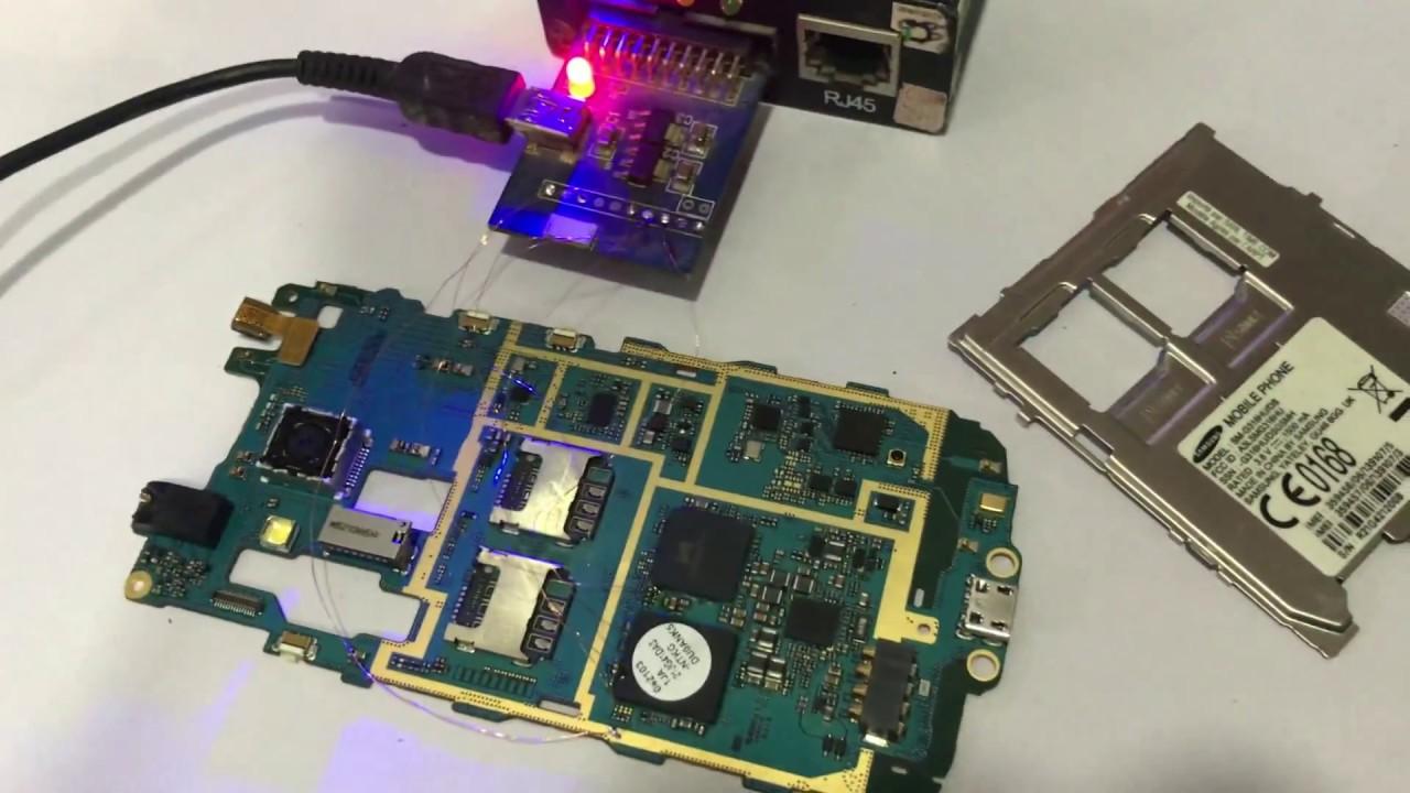 G316HU BOOT REPAIR SUCCESS EASY JTAG - Thủ thuật máy tính - Chia sẽ