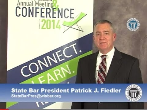 State Bar of Wisconsin Annual Meeting and Conference 2014