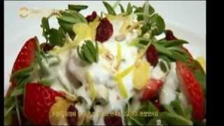 마셰코5회] 성장기아이들을 위한 유제품요리~초코딸기와플…