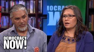 Immigrant Activists Maru Mora-Villalpando & Ravi Ragbir Keep Speaking Out Despite Deportation Threat