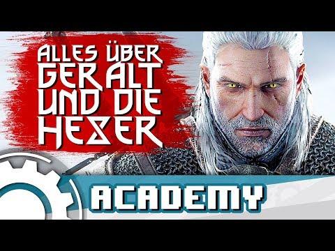 The Witcher: Alles über Geralt von Riva & die Hexer thumbnail