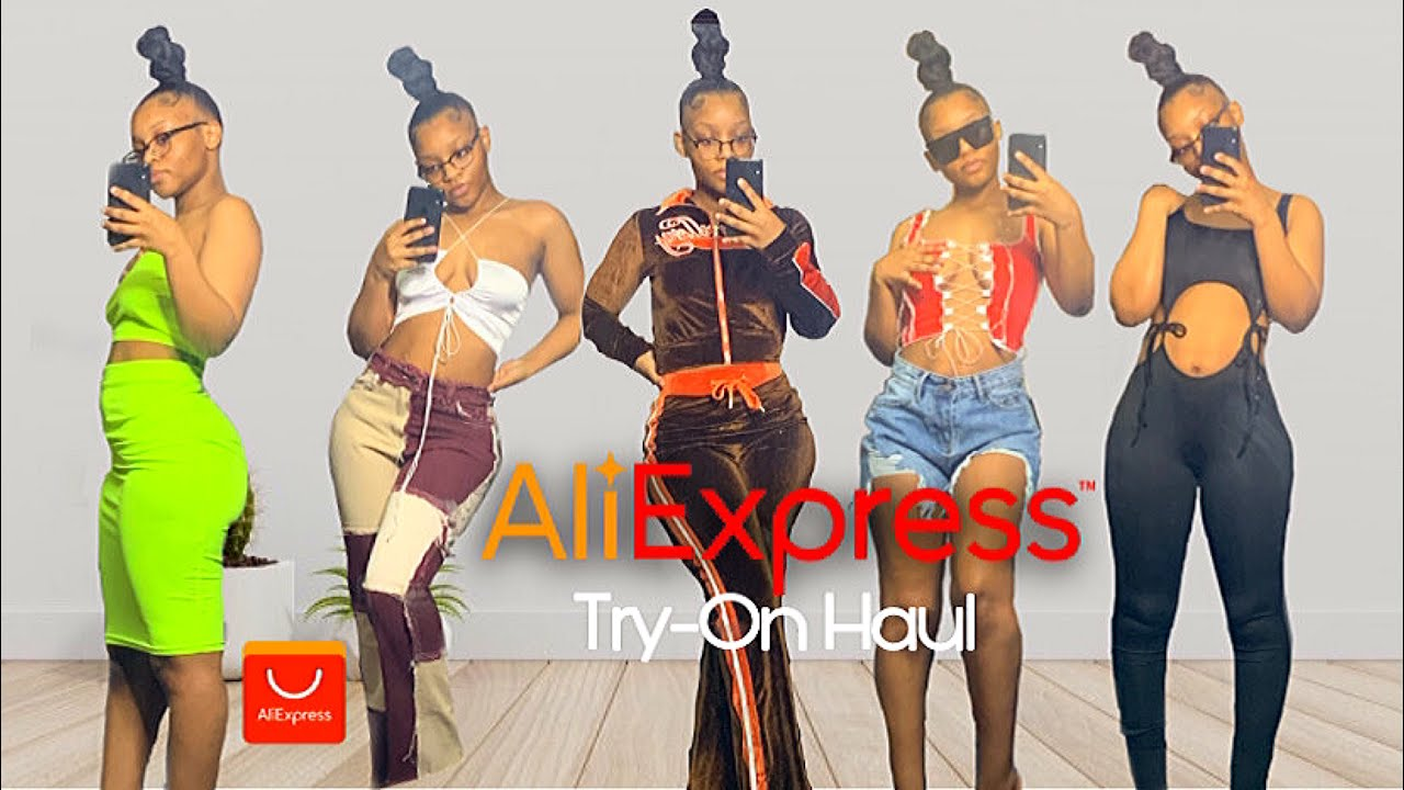 AliExpress Try-On HAUL | Spring/ Summer | What I Ordered Vs. What I Got **Must Watch** | PurrrR