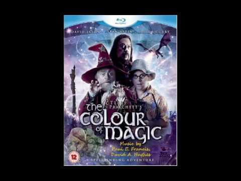 (Score - Film music) Paul E. Francis, David A. Hughes - Terry Pratchett's The Colour of Magic (2008)