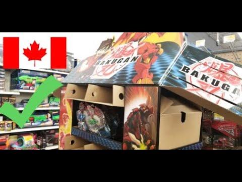 BAKUGAN FOUND IN CANADA! Bakuhunt Success @Walmart Canada 13/01/19 Bakugan Battle Planet