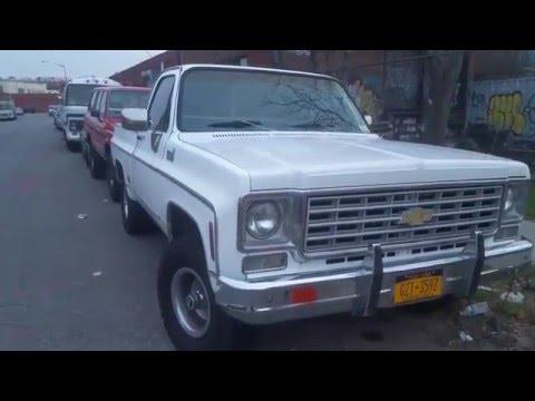 1976 Chevrolet C10 Custom Deluxe