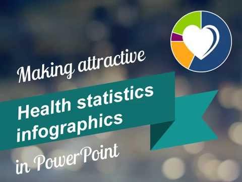 How to Present Health Statistics PowerPoint Presentation