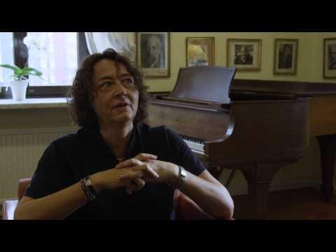 Nathalie Stutzmann interview / Stockholm Concert Hall