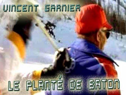 """Vincent Garnier - Le plante du baton (1993) """"D'apres le ..."""