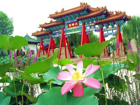 Jinan Trip to see Tai San Mountain, Jinan Shandong China