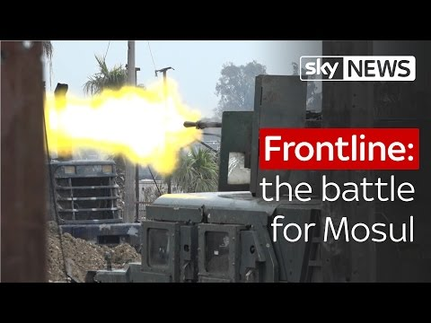 Frontline: the battle for Mosul