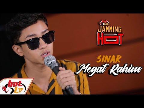 MEGAT RAHIM - SINAR (LIVE) -Jamming Hot (Akustik)