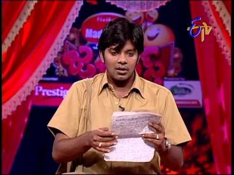 Jabardasth - Sudigaali Sudheer Performance On 17th October 2013