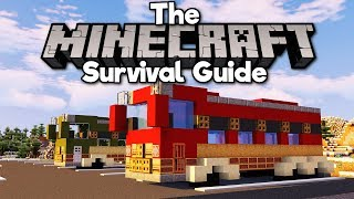 How To Build Vehicles! ▫ The Minecraft Survival Guide (Tutorial Let's Play) [Part 265]