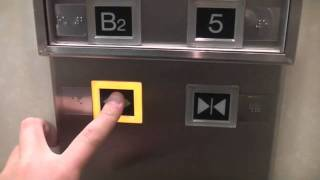 名古屋三越のエレベーター(その3)