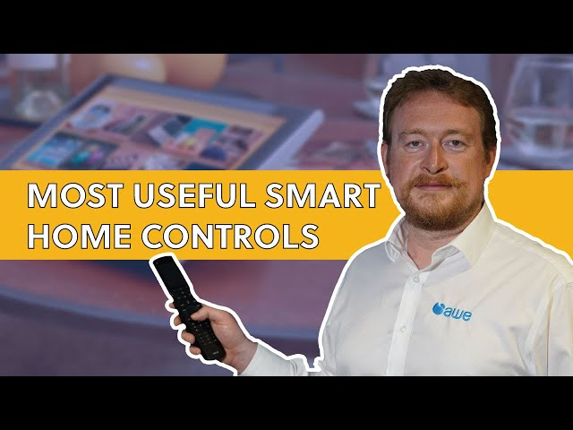 The 4 most useful control interfaces for your smart home installation