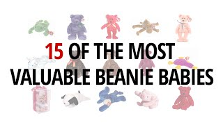 15 of the Most Valuable Beanie Babies