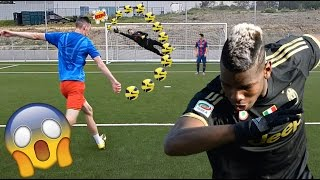 Ultimate volley challenge w/ forfeit!!