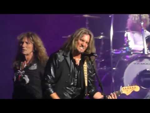 Whitesnake 6/16/18: 4 - Slow An' Easy - Saratoga Springs, NY