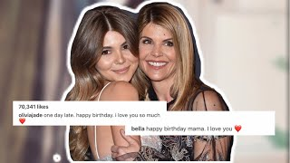 Olivia Jade Returns To Social Media For The First Time After FOUR MONTHS