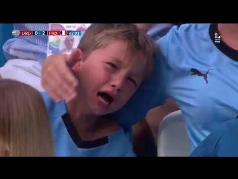 SEGUNDO GOL DE FRANCIA | Uruguay vs Francia