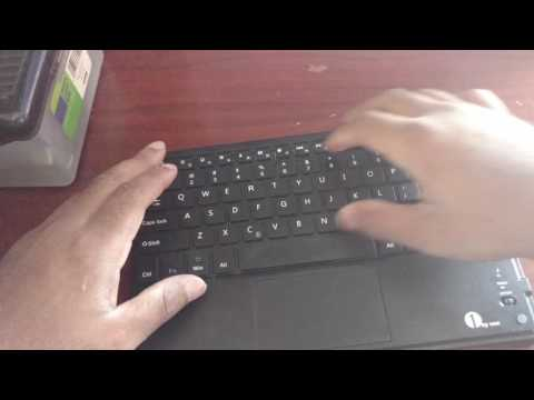 1ByOne Bluetooth Keyboard Full Review
