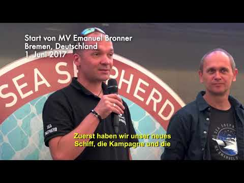 Protect Our Oceans: Dr. Bronner's & Sea Shepherd (with German subtitles)