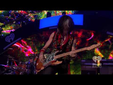 Aerosmith Sweet Emotion Live iHeartRadio Music Festival 2012 1080p