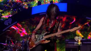 Aerosmith Sweet Emotion Live iHeartRadio Music Festival 2012 1080p