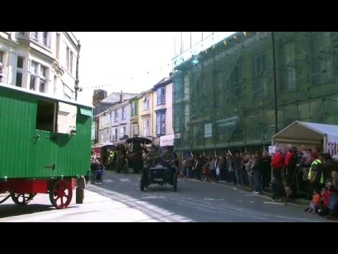 Trevithick Day 2016
