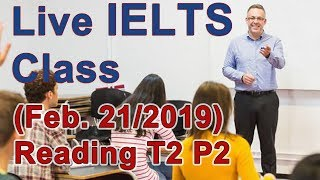 IELTS Live Class - Academic Reading for Band 9