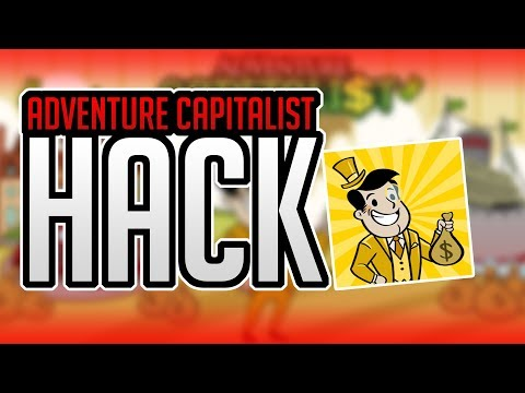 | AdVenture Capitalist HACK | Unlimited GOLD | *NEW* | August 2017 |