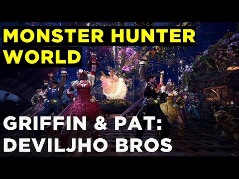 MONSTER HUNTER WORLD: Griffin and Pat vs The Pickle