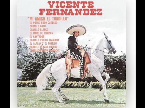 Vicente Fernández, Mi Amigo el Tordillo
