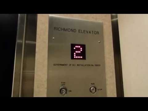 Richmond Traction Elevator at 1755 W Broadway. (Offices Only) in Vancouver BC