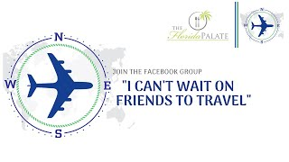 "Join The Facebook Group: ""I Can't Wait On Friends To Travel"""