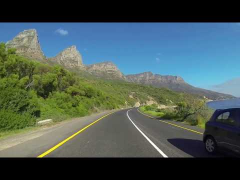 Chapman's Peak Drive (South) - Cape Town, South Africa