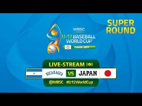 Nicaragua v Japan - WBSC U-12 Baseball World Cup 2017