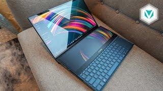 CHOÁNGGG... Với Dàn Laptop Asus Mới Nhất Tại Computex 2019 😱😱😱