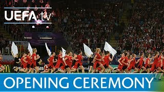 Watch the opening ceremony for the 2017 U21s