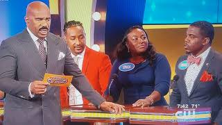 Family feud funny moments