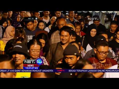 Ribuan Penggemar Musik Banjiri Candi Borobudur Untuk Menonton Konser Mariah carey   NET10 Mp3