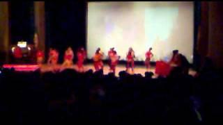 BHS 2010 rally freshmen dance